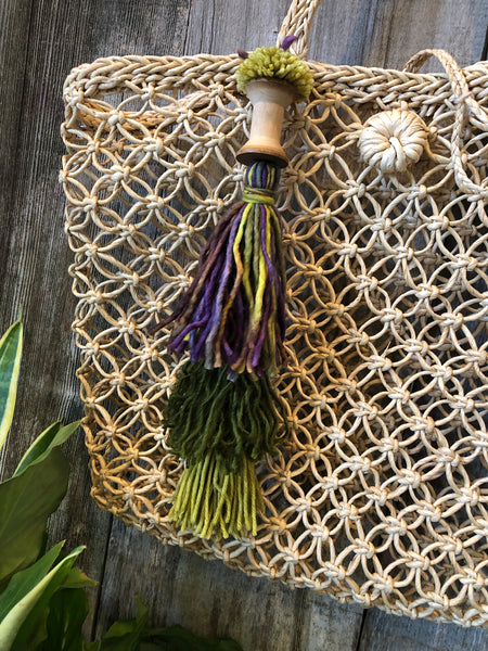 Tiered Tassel - How to use the Rainbow Tonal Color Selector