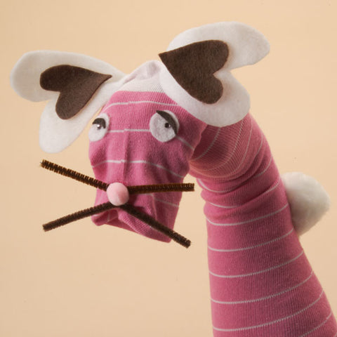 Sock Puppet how-to