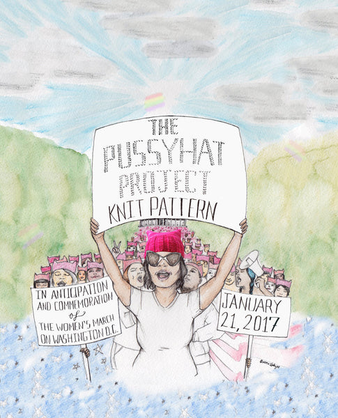 The Pussyhat Project Information Page