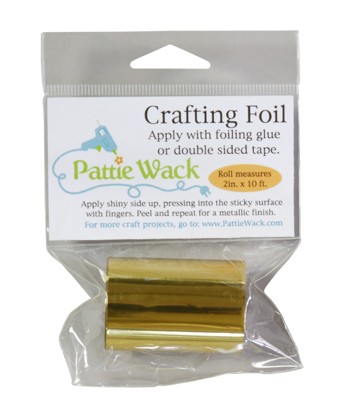 Crafting Foil - Gold