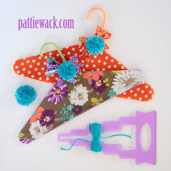 PattieWack Pom-Pom Maker