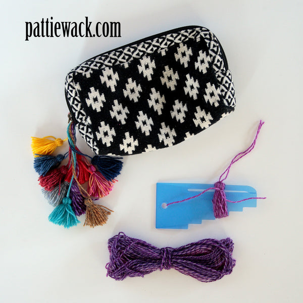 PattieWack Mini Tassel Maker
