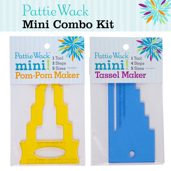 PattieWack Mini Combo Kit