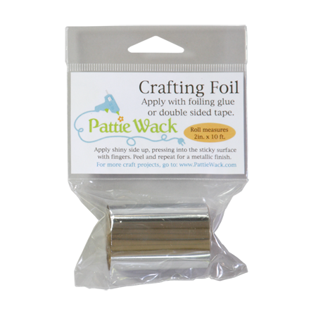 Crafting Foil - Silver