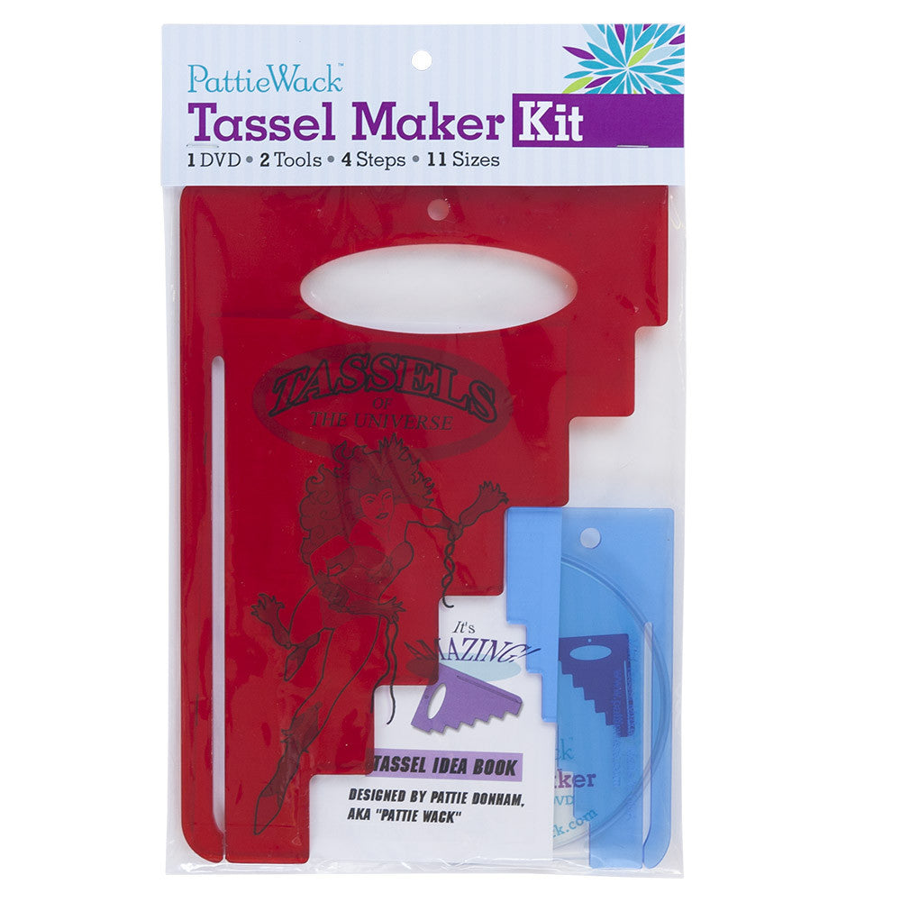 PattieWack Tassel Maker Kit