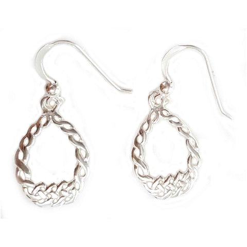 Basket Dangle Earrings