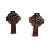 Cross Cufflinks - Haggled Jewellery - 2