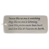 Dance Like No One Pendant - Haggled Jewellery