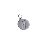 H Initial Pendant Necklace - Haggled Jewellery - 2