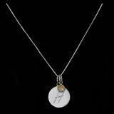 H Initial Pendant Necklace - Haggled Jewellery - 3