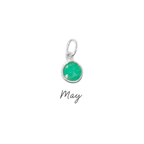 Emerald Birthstone - May - Haggled Jewellery - 1