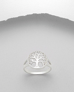 Tree of Life Ring - Haggled Jewellery