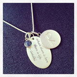 Where There is Love Pendant - Haggled Jewellery - 2
