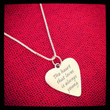 Heart that Loves Pendant - Haggled Jewellery - 1