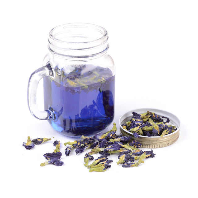 The Magic of Blue Pea Tea