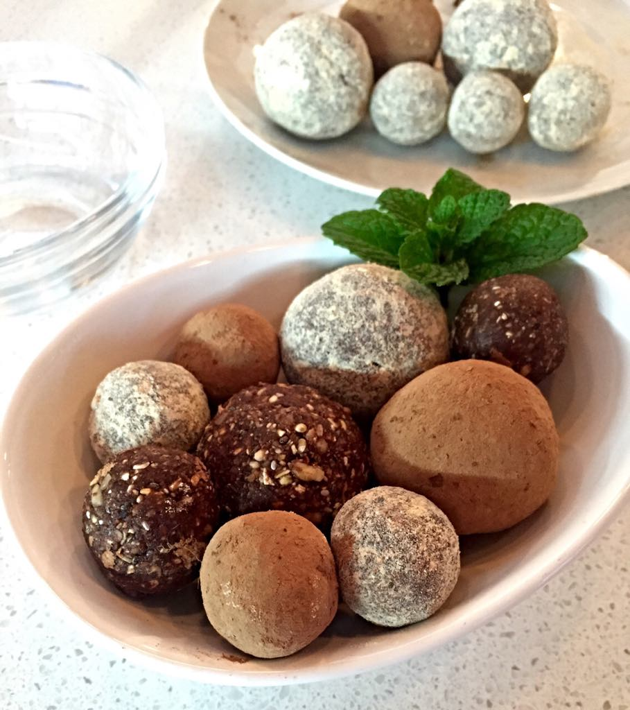 Protein Balls - The Yummy Treat and Delicious Snack!