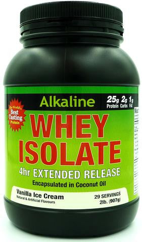 NEW Premium Whey Protein Isolate