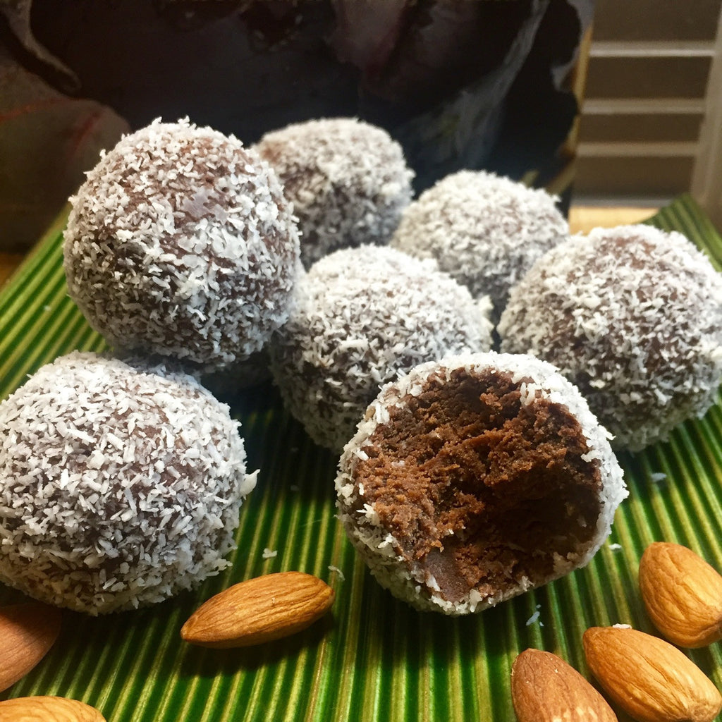 Fudgy Chocolate Bliss Balls