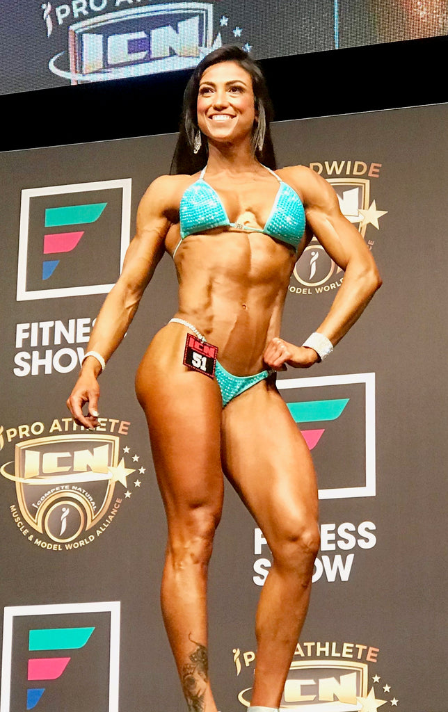 Altemira Schliebe Professional Fitness Model