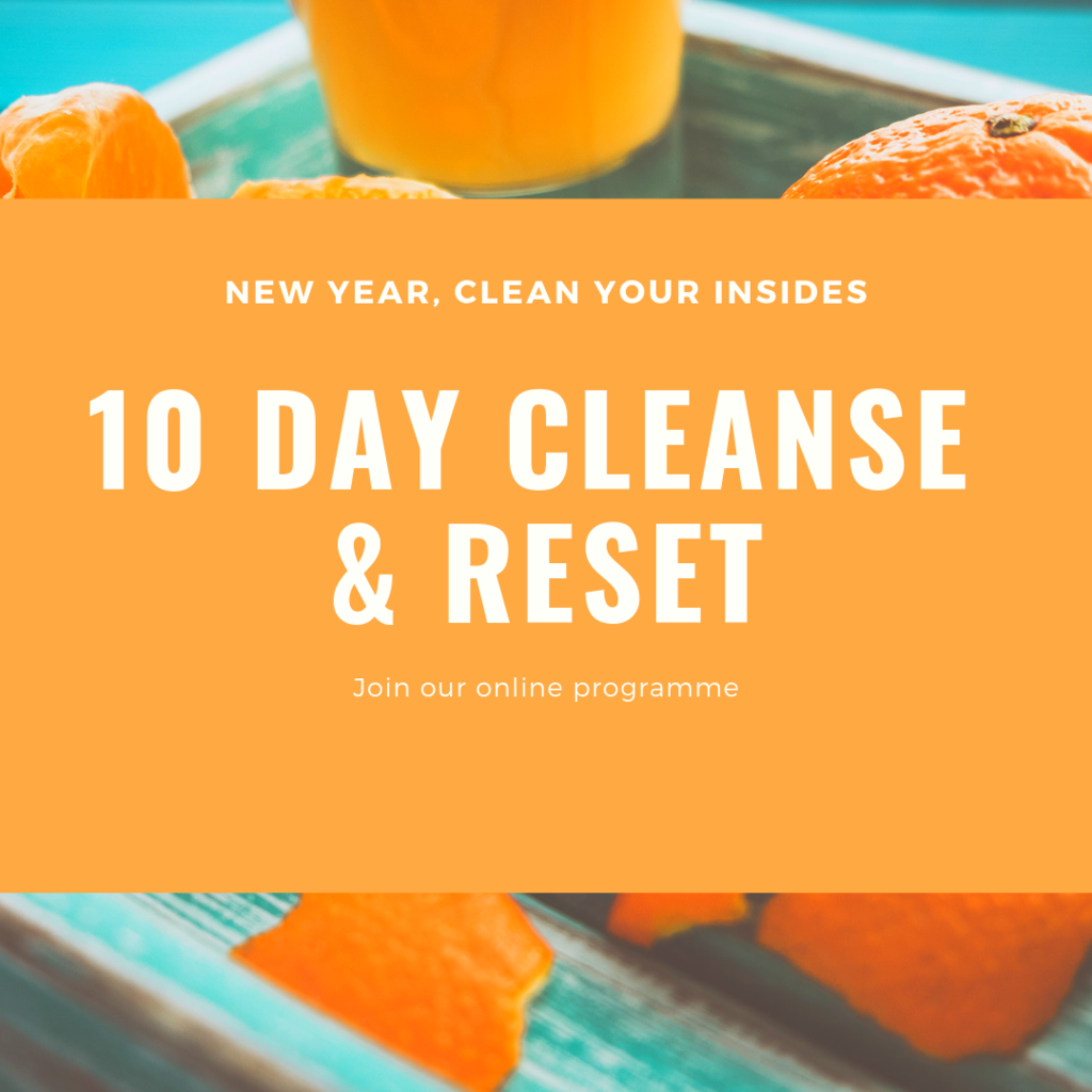 Alkaline Superfoods | 10 Day Cleanse & Reset Programme