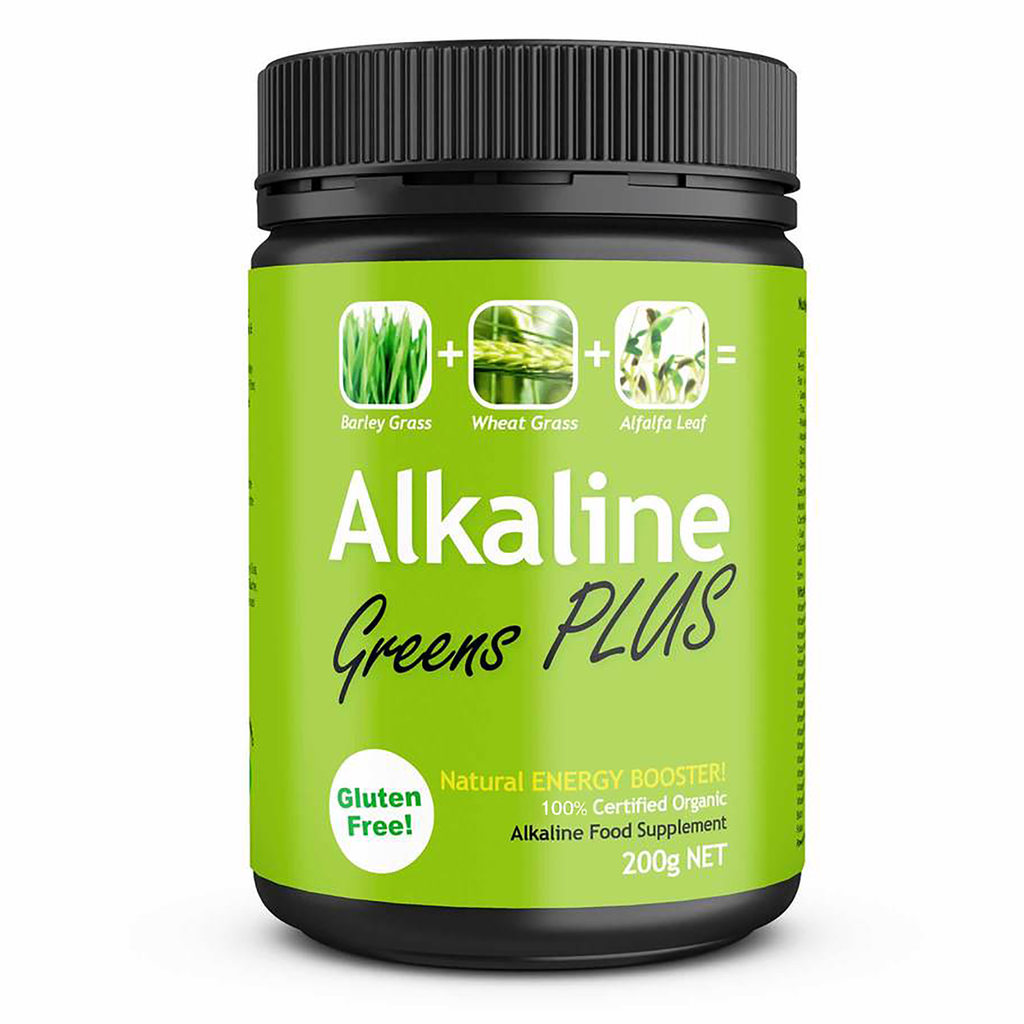 Alkaline Greens PLUS