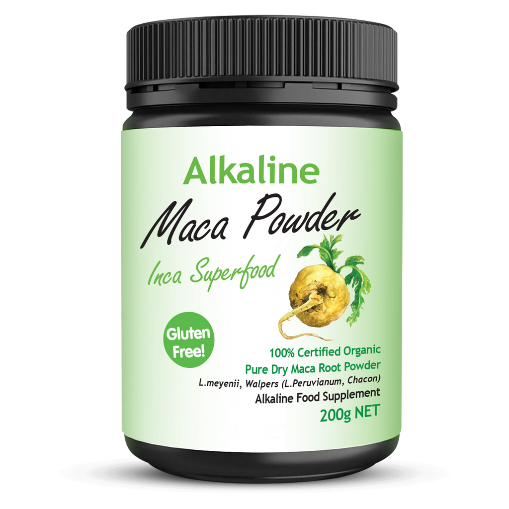 Alkaline Maca Powder