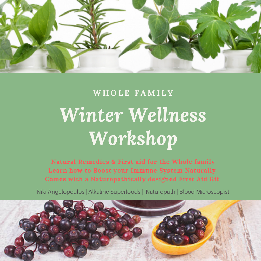 Whole Family ~ Winter Wellness Workshop