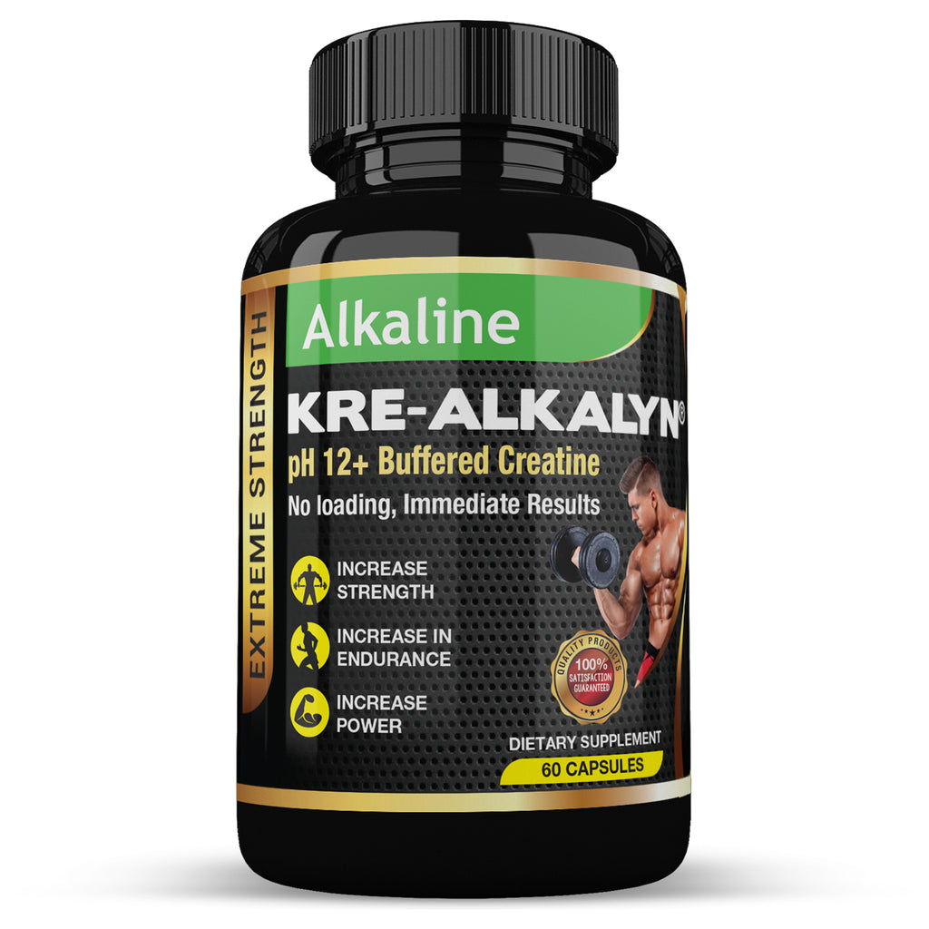Kre-Alkalyn pH Buffered Creatine