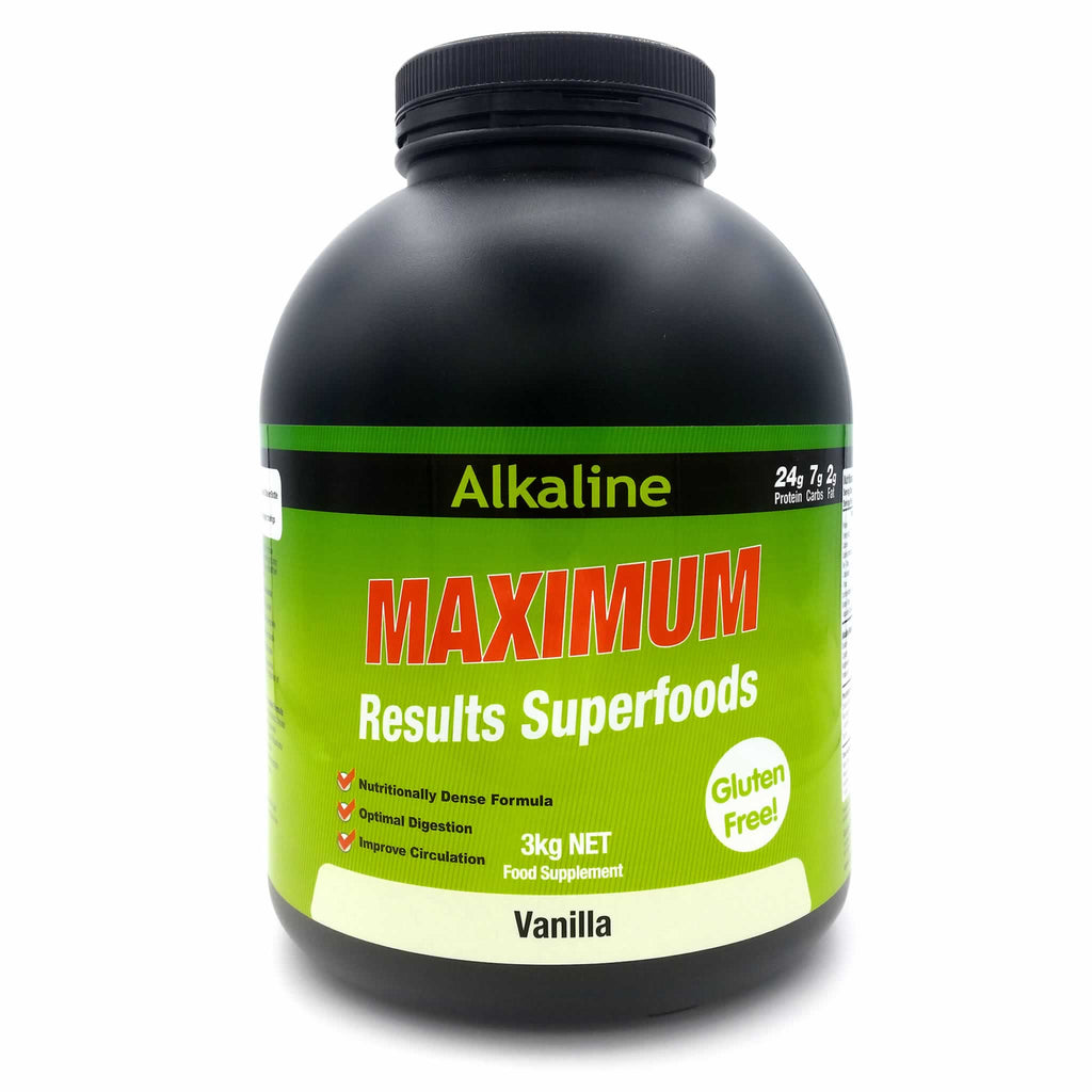Maximum Results Superfoods