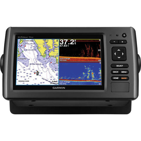 Garmin ECHOMAP CHIRP 75SV PLUS