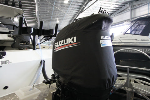 Genuine Suzuki Cowl Cover - 200HP