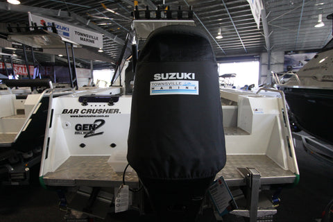 Genuine Suzuki Cowl Cover - 300HP
