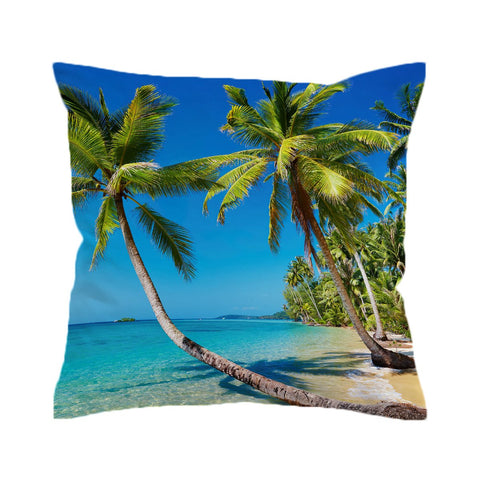 Tropical Escape Cushion Cover-🇦🇺 Australian Coastal Passion