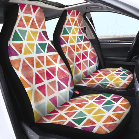 Tropical Passion Car Seat Cover