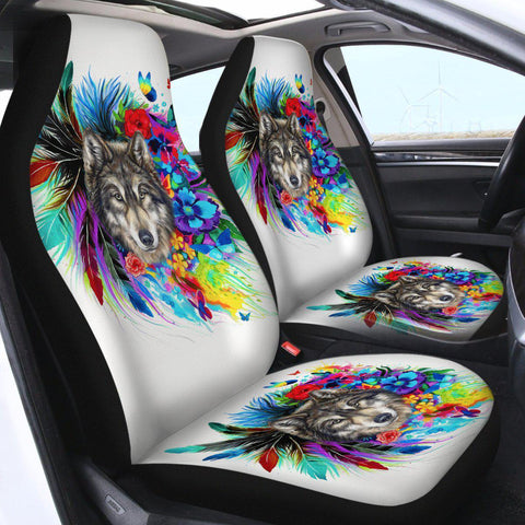 The Original Wolf Spirit Car Seat Cover-🇦🇺 Australian Coastal Passion