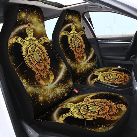 The Astro Sea Turtle Car Seat Cover