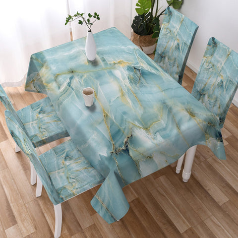 Coastal Tablecloth-Navagio Beach Tablecloth-Coastal Passion