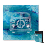 Coastal Sand Free Beach Towel-The Cool Kombi Sand Free Towel-Coastal Passion