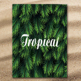 Coastal Beach Towel-Tropical Extra Large Towel-Coastal Passion