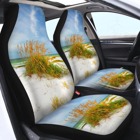 Florida Dreaming Car Seat Cover