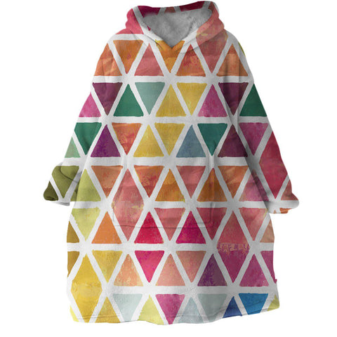 Tropical Passion Wearable Blanket Hoodie-Coastal Passion