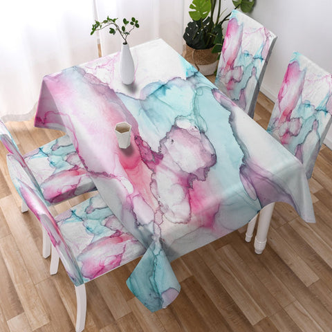 Coastal Tablecloth-Waikiki Tablecloth-Coastal Passion