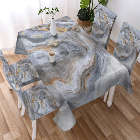 Coastal Tablecloth-Whitehaven Beach Tablecloth-Coastal Passion