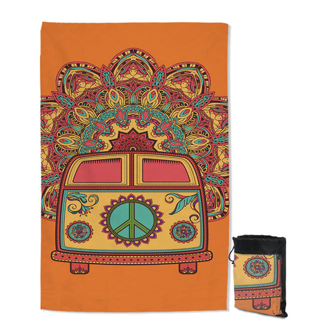 The Happy Kombi Sand Free Towel