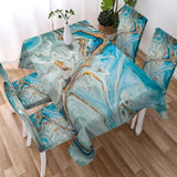 Coastal Dining Chair Cover-The Baths Chair Cover-Coastal Passion