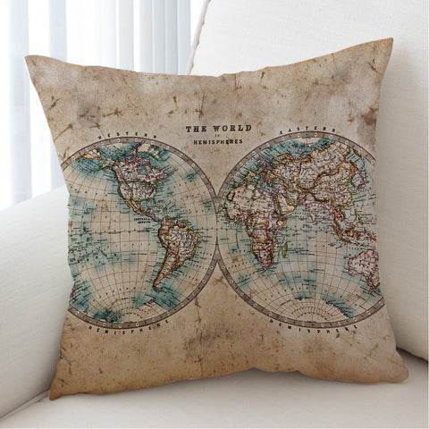 The World Cushion Cover-Australian Coastal Passion