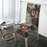 The World Wanderer Chair Cover-Australian Coastal Passion