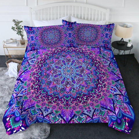 Cosmic Bohemian New Quilt Set-🇦🇺 Australian Coastal Passion