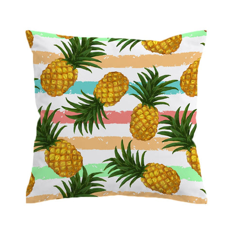 Pineapple Party Cushion Cover-🇦🇺 Australian Coastal Passion