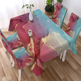 Coastal Dining Chair Cover-Budelli Beach Chair Cover-Coastal Passion